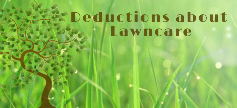 Will the IRS allow lawncare as a deduction?