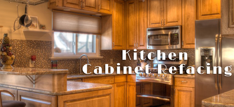 Kitchen cabinet refacing hocoa home repair for Kitchen cabinets repair