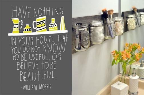 de-clutter ideas